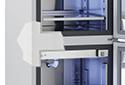 struttura isolante monoblocco dell'armadio